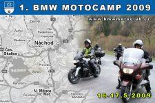 1. BMW MOTOCAMP 2009 - kliknut�m na fotku zobraz�te �l�nek