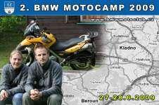 2. BMW MOTOCAMP 2009 - kliknutím na fotku zobrazíte článek