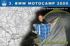 3. BMW MOTOCAMP 2009 - kliknutím na fotku zobrazíte článek