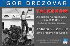 Igor Brezovar TALKSHOW - kliknutím na fotku zobrazíte článek