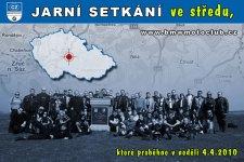 JARNÍ SETKÁNÍ VE STŘEDU - 4.4.2010 - kliknutím na fotku zobrazíte článek