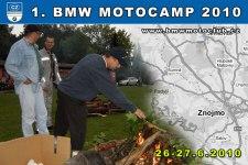 1. BMW MOTOCAMP 2010 - kliknutím na fotku zobrazíte článek
