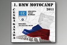 1. BMW MOTOCAMP 2011 - kliknutím na fotku zobrazíte článek