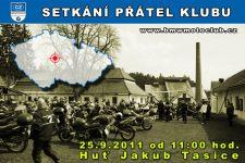 SETK�N� �LEN� A P��TEL KLUBU - 25.9.2011 - kliknut�m na fotku zobraz�te �l�nek