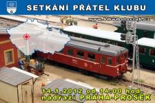 SETKÁNÍ ČLENŮ A PŘÁTEL KLUBU - 14.1.2012 - kliknutím na fotku zobrazíte článek