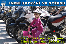 JARN� SETK�N� VE ST�EDU - 21.4.2012 - kliknut�m na fotku zobraz�te �l�nek