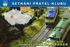 SETKÁNÍ ČLENŮ A PŘÁTEL KLUBU - 23.2.2013 - kliknutím na fotku zobrazíte článek