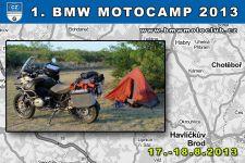 1. BMW MOTOCAMP 2013 - kliknutím na fotku zobrazíte článek