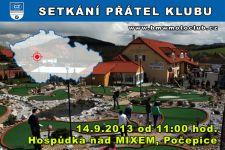 SETKÁNÍ ČLENŮ A PŘÁTEL KLUBU - 14.9.2013 - kliknutím na fotku zobrazíte článek