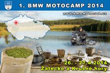 1. BMW MOTOCAMP 2014 - kliknutím na fotku zobrazíte článek