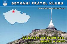 SETKÁNÍ ČLENŮ A PŘÁTEL KLUBU - 22.6.2014 - kliknutím na fotku zobrazíte článek