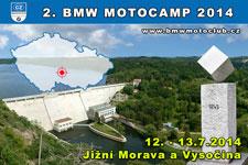 2. BMW MOTOCAMP 2014 - kliknutím na fotku zobrazíte článek