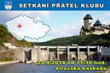 SETKÁNÍ ČLENŮ A PŘÁTEL KLUBU - 21.9.2014 - kliknutím na fotku zobrazíte článek