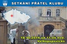 SETK�N� �LEN� A P��TEL KLUBU - 18.10.2014 - kliknut�m na fotku zobraz�te �l�nek