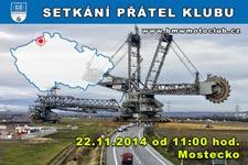 SETKÁNÍ ČLENŮ A PŘÁTEL KLUBU - 22.11.2014 - kliknutím na fotku zobrazíte článek