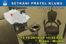 SETKÁNÍ ČLENŮ A PŘÁTEL KLUBU - 13.12.2014 - kliknutím na fotku zobrazíte článek