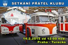 SETKÁNÍ ČLENŮ A PŘÁTEL KLUBU - 14.2.2015 - kliknutím na fotku zobrazíte článek