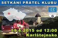 SETKÁNÍ ČLENŮ A PŘÁTEL KLUBU - 11.4.2015 - kliknutím na fotku zobrazíte článek
