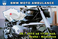 BMW MOTO AMBULANCE - 28.7.2015 - kliknutím na fotku zobrazíte článek