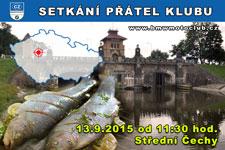 SETKÁNÍ ČLENŮ A PŘÁTEL KLUBU - 13.9.2015 - kliknutím na fotku zobrazíte článek