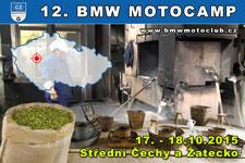 12. BMW MOTOCAMP - kliknutím na fotku zobrazíte článek
