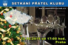 SETKÁNÍ ČLENŮ A PŘÁTEL KLUBU - 12.12.2015 - kliknutím na fotku zobrazíte článek