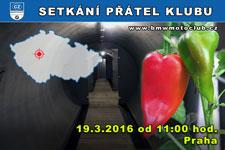 SETKÁNÍ ČLENŮ A PŘÁTEL KLUBU - 19.3.2016 - kliknutím na fotku zobrazíte článek