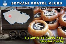 SETKÁNÍ ČLENŮ A PŘÁTEL KLUBU - 4.6.2016 - kliknutím na fotku zobrazíte článek