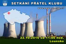 SETKÁNÍ ČLENŮ A PŘÁTEL KLUBU - 22.10.2016 - kliknutím na fotku zobrazíte článek