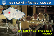 SETKÁNÍ ČLENŮ A PŘÁTEL KLUBU - 21.1.2017 - kliknutím na fotku zobrazíte článek