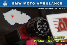 BMW MOTO AMBULANCE - 21.6.2017 - kliknutím na fotku zobrazíte článek