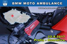 BMW MOTO AMBULANCE - 22.8.2017 - kliknutím na fotku zobrazíte článek