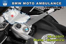 BMW MOTO AMBULANCE - 19.9.2017 - kliknutím na fotku zobrazíte článek