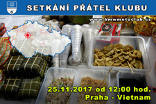 SETKÁNÍ ČLENŮ A PŘÁTEL KLUBU - 25.11.2017 - kliknutím na fotku zobrazíte článek
