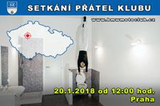 SETKÁNÍ ČLENŮ A PŘÁTEL KLUBU - 20.1.2018 - kliknutím na fotku zobrazíte článek