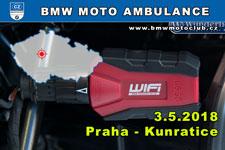 BMW MOTO AMBULANCE - 3.5.2018 - kliknutím na fotku zobrazíte článek
