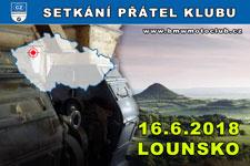 SETKÁNÍ ČLENŮ A PŘÁTEL KLUBU - 16.6.2018 - kliknutím na fotku zobrazíte článek