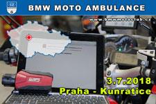 BMW MOTO AMBULANCE - 3.7.2018 - kliknutím na fotku zobrazíte článek