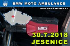 BMW MOTO AMBULANCE - 30.7.2018 - kliknutím na fotku zobrazíte článek