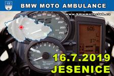 BMW MOTO AMBULANCE - 16.7.2019 - kliknutím na fotku zobrazíte článek
