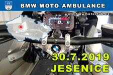 BMW MOTO AMBULANCE - 30.7.2019 - kliknutím na fotku zobrazíte článek