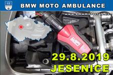 BMW MOTO AMBULANCE - 29.8.2019 - kliknutím na fotku zobrazíte článek