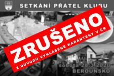 SETKÁNÍ ČLENŮ A PŘÁTEL KLUBU - 28.3.2020 - kliknutím na fotku zobrazíte článek