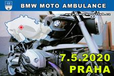 BMW MOTO AMBULANCE - 7.5.2020 - kliknutím na fotku zobrazíte článek