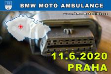 BMW MOTO AMBULANCE - 11.6.2020 - kliknutím na fotku zobrazíte článek