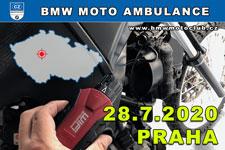 BMW MOTO AMBULANCE - 28.7.2020 - kliknutím na fotku zobrazíte článek