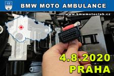 BMW MOTO AMBULANCE - 4.8.2020 - kliknutím na fotku zobrazíte článek