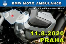 BMW MOTO AMBULANCE - 11.8.2020 - kliknutím na fotku zobrazíte článek