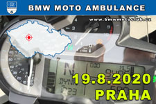 BMW MOTO AMBULANCE - 19.8.2020 - kliknutím na fotku zobrazíte článek