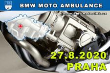 BMW MOTO AMBULANCE - 27.8.2020 - kliknutím na fotku zobrazíte článek